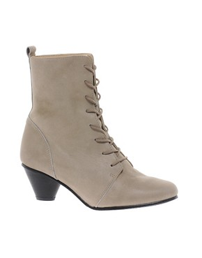 Image 1 ofD.Co Copenhagen Berlin Lace Up Ankle Boot