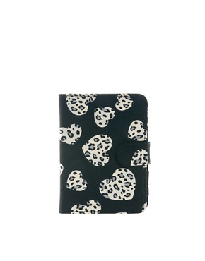 Image 1 ofASOS Heart Print Kindle Case