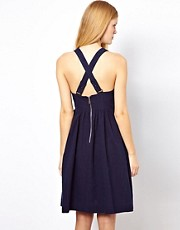 YMC Cross Back Dress