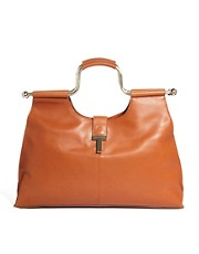 Ted Baker Leather Finlan Handle Shopper