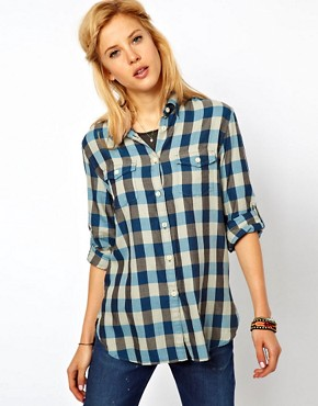 Image 1 ofDenim &amp; Supply By Ralph Lauren Plaid Shirt