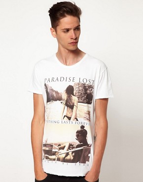 Image 1 ofDeath by Zero Paradise T-Shirt