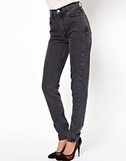 American Apparel Stone Wash Skinny Jean