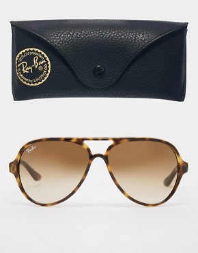 Image 2 ofRay-Ban Cats 5000 Sunglasses