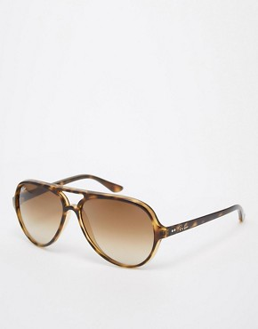 Image 1 ofRay-Ban Cats 5000 Sunglasses
