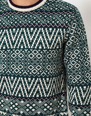 Image 3 ofASOS Fairisle Jumper