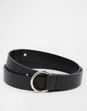 ASOS Jeans Belt with Ring
