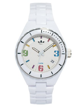Image 1 ofAdidas Cambridge White Dial Watch
