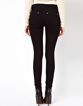 Image 2 ofOasis Embroidered Skinny Jean