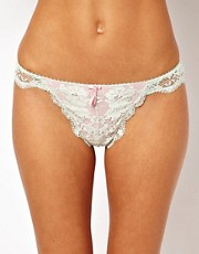 Pour Moi Mint Amour Thong