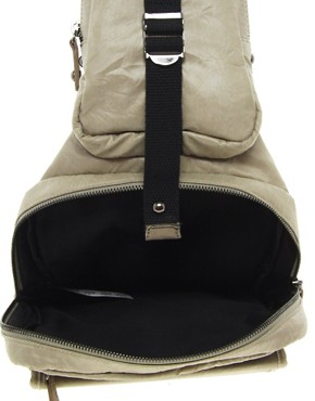 Image 2 ofASOS BLACK Cabellero Backpack