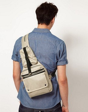Image 3 ofASOS BLACK Cabellero Backpack