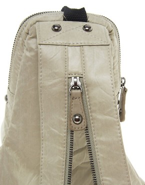 Image 4 ofASOS BLACK Cabellero Backpack