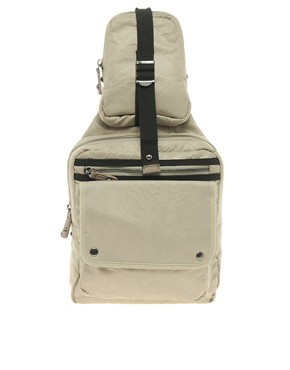 Image 1 ofASOS BLACK Cabellero Backpack