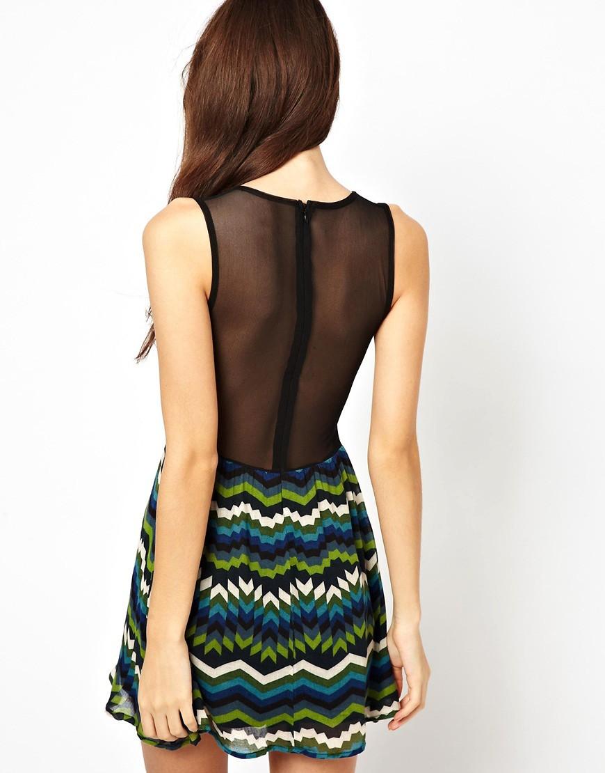 Image 2 ofFor Love & Lemons Lulu Dress