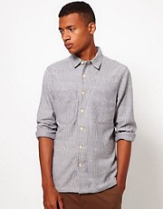 ASOS Brushed Work Shirt