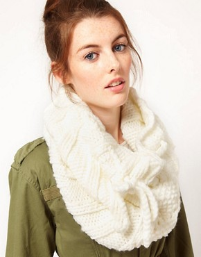 Image 1 ofPieces Famke Tube Scarf