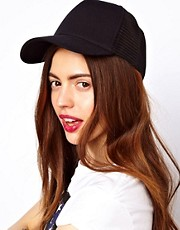 ASOS Plain Trucker Cap