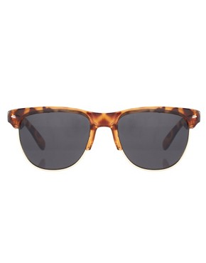 Bild 2 von Reclaimed Vintage  Clubmaster-Sonnenbrille
