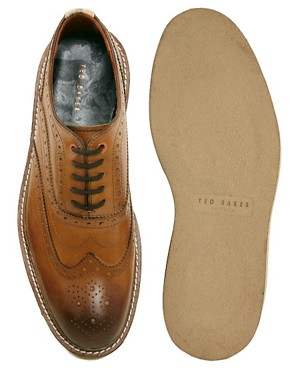 Image 3 ofTed Baker Sertil Leather Brogues