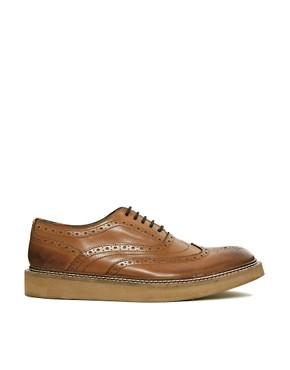 Image 4 ofTed Baker Sertil Leather Brogues