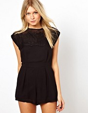 Love Lace Playsuit