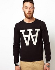 Wood Wood AA Jumper