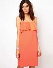 BZR Rosemary Dress with Frill Detail
