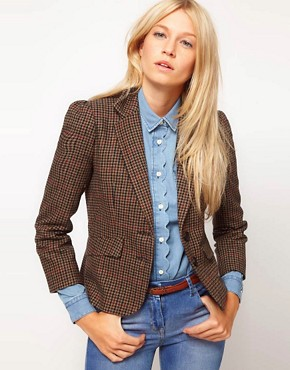 Image 1 ofASOS Heritage Blazer