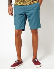 Carhartt Chino Shorts Prime Slim Fit Twill