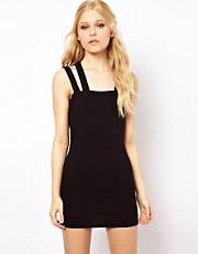 River Island Strappy Bodycon Dress