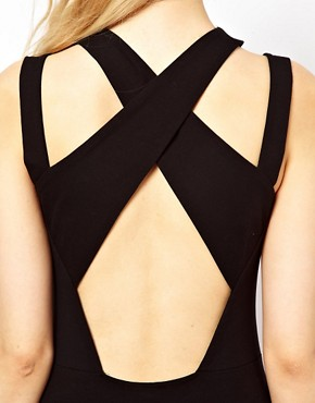 Image 3 ofRiver Island Strappy Bodycon Dress