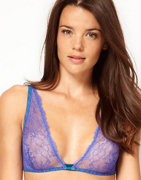 Mimi Holliday Azure Allure Lace Soft Bra