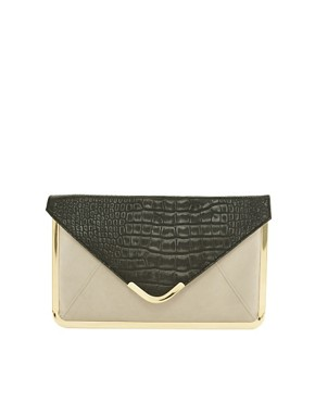 Imagen 1 de Clutch con estructura metlica de ASOS
