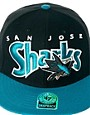 Image 2 of47 Brand Snapback Cap San Jose Sharks