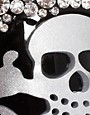 Image 4 ofFunky Bling Skull Cuff Bracelet