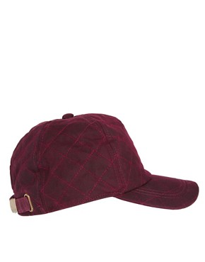 Image 4 ofASOS Quilted Baseball Cap