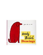 Andy Warhol Drawings Book