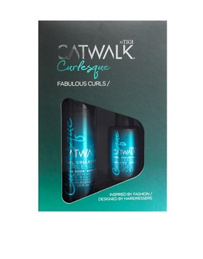 Image 2 ofTigi Catwalk Limited Edition Fabulous Curls Set SAVE 25%