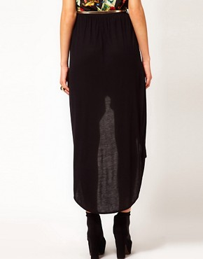 Image 2 ofRiver Island Wrap Maxi Skirt
