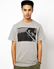 Carhartt - T-shirt con teschio