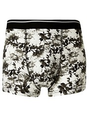 ASOS Trunks in Floral Print