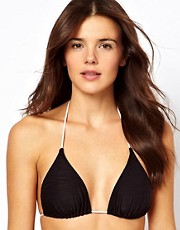 Pieces Gertie String Bikini Top