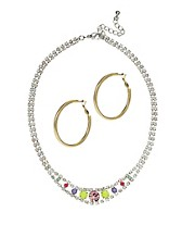 ASOS Hoop &amp; Necklace Multipack
