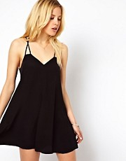 ASOS Swing Playsuit with Spaghetti Straps