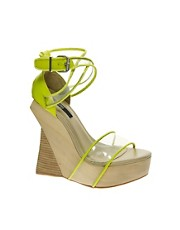 Senso Zora Cut Out Wedge Sandals