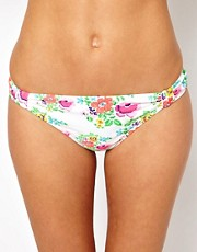 ASOS Tapestry Floral Bikini Pant
