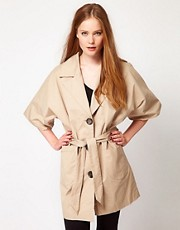 Dagmar Trench With Belt