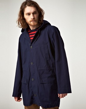 Image 1 ofMads Norgaard Cadogan Hooded Parka