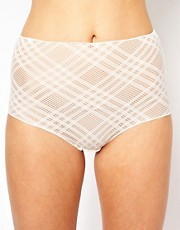 Huit Saint Germain High Waisted Brief